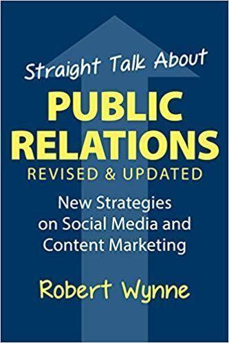 Robert Wynne Fake News Public Relations portada