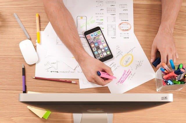 Diseño de estrategia digital. Imagen.