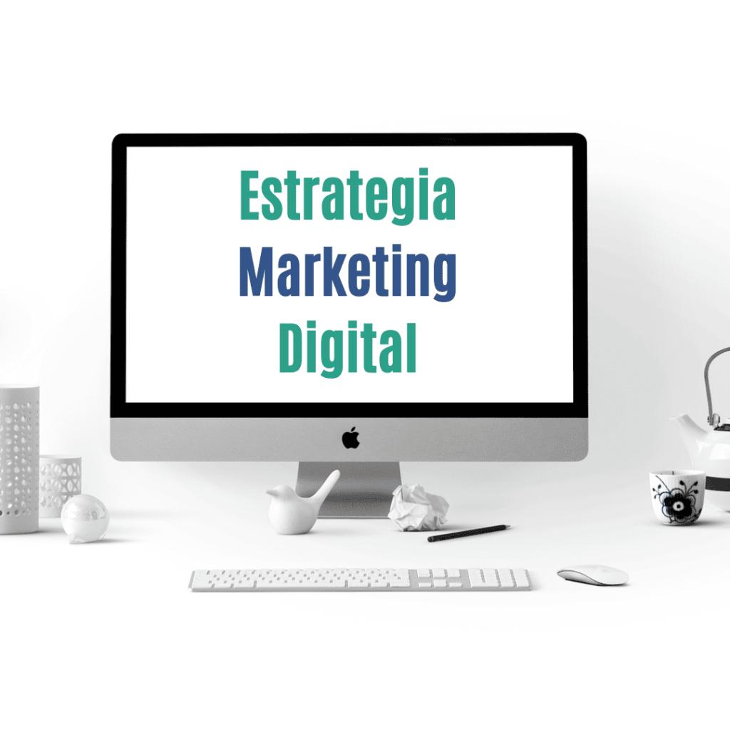 Imagen descriptiva de la Estrategia de Marketing Digital
