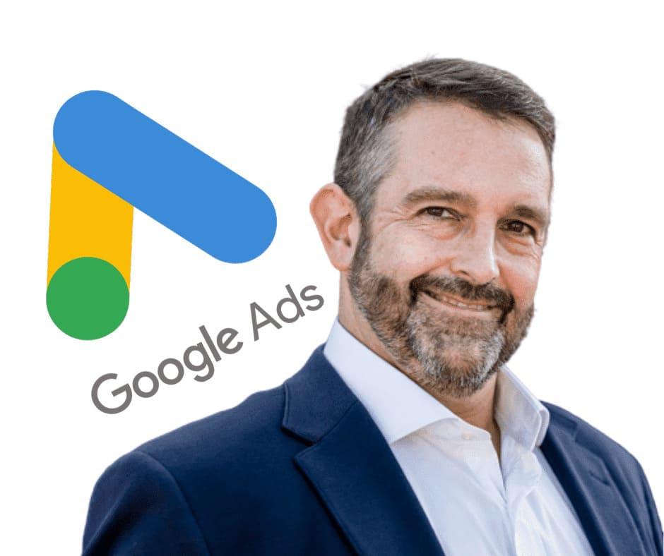 Rodrigo del Olmo gestor de Google ads