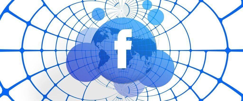 fondo de facebook creativo