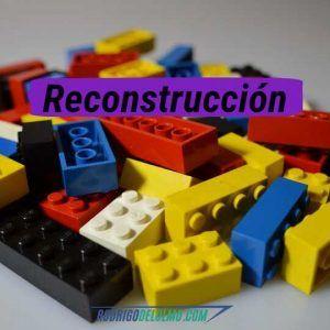 Herramientas de reconstrucción